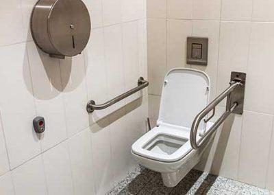 Adaptación de la vivienda WC